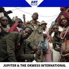 Jupiter & the Okwess International - © La Bellekinoise  Dimanche 8 Juin - Forum, La Passerelle Saint-Brieuc