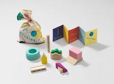 Branding / Kokoro & Moi – World Design Capital Helsinki 2012 Products