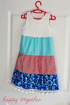 Tank Top 3 Tiered Dress | Flickr - Photo Sharing!