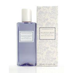 Crabtree & Evelyn Nantucket Briar Bath & Shower Gel 200ml - feelunique.com