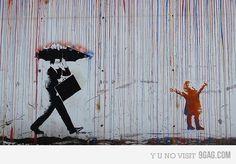 It's funny cause it's true (dance in the rain)