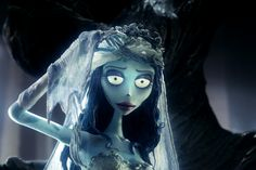 """""""Isn't the view beautiful? It takes my breath away. Well, it would if I had any."""" Corpse Bride"""