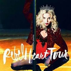 1/23/16 Tour Miami with Val, Stephy & Sandra ... The Primas   Madonna's Rebel Heart Tour