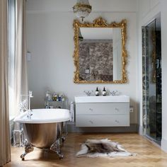 (1) Fancy - Grand bathroom | Bathroom decorating ideas | housetohome.co.uk