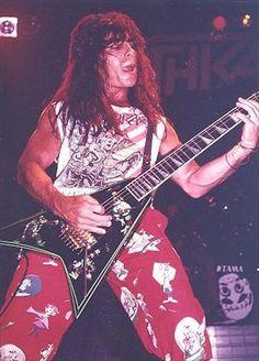 Dan Spitz (Anthrax - Among the living)