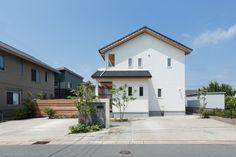 趣味を思い切り楽しめる 現代和風の家 #外観 #igstylehouse #アイジースタイルハウス