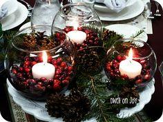 Dwell on Joy: Christmas Tablescape On a Budget