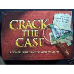 Crack The Case is one of my top 5 selling items. I started the weekend (12/1) with five in stock. I am down to two. This is a great game and you should really consider buying this. Great party game, great game for school or a great group!