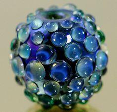 glass lampwork bead