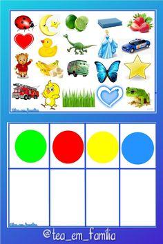 Fine Motor Activities For Kids, Preschool Learning Activities, Baby Learning, Math For Kids, Creative Activities, Color Worksheets For Preschool, Preschool Prep, Preschool Crafts, Teaching Kids Colors