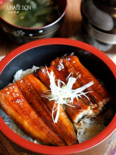 Unagi Don #UnagiDon #Unagi #japanesefood #opcoindonesia #Yellowfin https://www.facebook.com/yellowfinOPCO