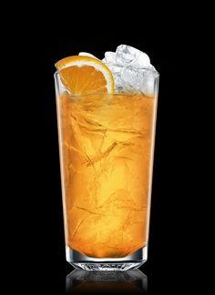 Orange and Earl Grey Iced Tea