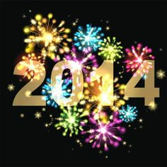 Beautiful New Year 2014