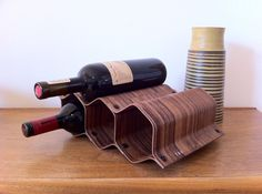 Creative wine holder