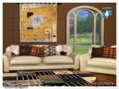 Via Sims4Updates : Sip 7 livingroom by Oldbox at Al Simsl