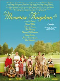 Moonrise Kingdom by Wes Anderson, USA