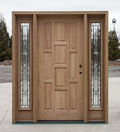 Interior Wooden Doors With White Trim. Real wood doors are great if you reside in a period household or simply just would like to add traditional char. Exterior Entry Doors, Wooden Doors Interior, Interior Barn Doors, Wood Doors, Doors Interior, Mahogany Doors, Wood Doors Interior, Door Design Wood, Front Door Design