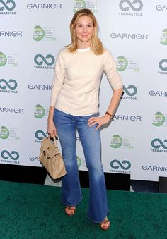 Kelly Rutherford Photo - Kelly Rutherford & Katie Cassidy Launch The Garnier Cleaner Greener Tour