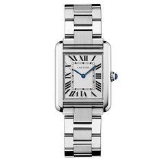 Cartier Women's W5200013 'Tank Solo' Watch