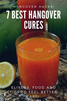 Hangover Tips, Hangover Drink, Hangover Remedies, Detox Drinks, Healthy Drinks, Weight Loss Drinks, Smoothies, The Cure, Alcohol