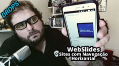 WebSlides - Crie Sites com Navegação Horizontal e Apresentações