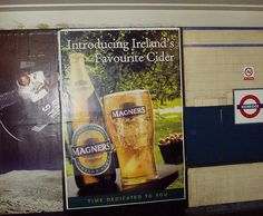 What's in Magners? http://www.ukcider.co.uk/blog/products/whats-in-magners-irish-cider.html    Irish Cider