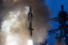 Raytheon receives another $270.5M for U.S. Navy Standard Missile-6 production. The Arleigh-Burke class guided-missile destroyer USS John Paul Jones (DDG 53) launches a Standard Missile-6 during a June 2014 test. Image: US Navy