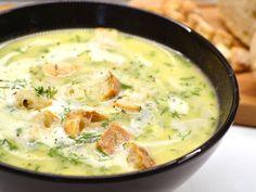 Kaporleves recept lépés 5 foto Soup Recipes, Diet Recipes, Cooking Recipes, Hungarian Recipes, Ciabatta, Diabetic Recipes, Soups And Stews, Food Photo, Food And Drink