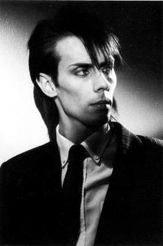 NN Peter Murphy of Bauhaus - the original Goth