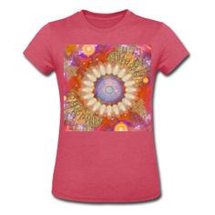 Create custom t-shirts, personalized shirts and other customized apparel at Spreadshirt. Print your own shirt with custom text, designs, or photos. Personalized Shirts, Custom Clothes, Mystic, Mandala, Crew Neck, T Shirts For Women, Sleeve, Prints, Cotton