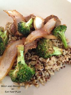 recipe, beef, broccoli, gluten-free, dinner, meal