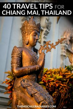 A comprehensive list of travel tips for Chiang Mai, Thailand--what to do and see, where to eat, drink, and dance, and great day and weekend trips to take from the city.
