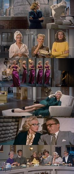 How to Marry a Millionaire (1953), directed by Jean Negulesco.  Three women (Lauren Bacall, Marilyn Monroe, Betty Grable) snag a luxury apartment and use it as a bachelorette pad to trap rich men. Being a romantic comedy, it doesn't work out as expected, but all are made happy in the end. Love triumphs over mercenary motives.