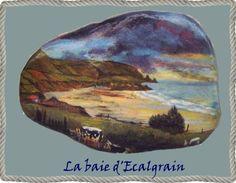 La baie d'Elcalgrain