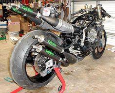 mo Yamaha RD 500 2T Special