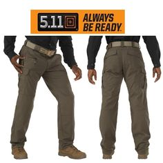 5.11 Stryke flex Tundra pantalone