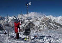 El calentamiento provocará mayores nevadas en el Himalaya que no compensarán el deshielo por el aumento de la temperatura
