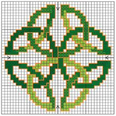 Celtic Knot Chart