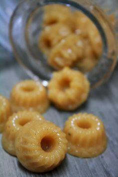 Zum Verschenken oder selber wegnaschen: Sahne-Karamell-Bonbons