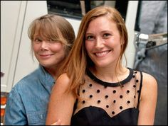 """Sissy Spacek & Schuyler Fisk: Schuyler, a singer-songwriter and actress: """"I always loved harmonies and when my mom and I would sing together she'd harmonize to the songs I'd write. I always felt like that made the songs I was writing feel like 'real songs.'"""""""