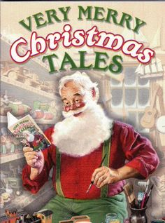 Very Merry Christmas Tales - NEW