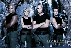 Binge Review: Stargate SG-1, Stargate Atlantis, and Stargate ...