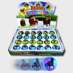 http://www.escoimports.com/toys-by-theme/farm-horse-toys/horse-glide-ball-w-lights
