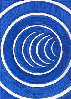 Check out student artwork posted to Artsonia from the Op Art- Advanced Art project gallery at Victoria Fertitta Middle School. Op Art Lessons, Art Lessons Elementary, Art Sub Plans, Art Lesson Plans, Opt Art, Atelier D Art, 5th Grade Art, Ecole Art, School Art Projects