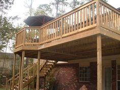 check out this cool deck! perfect for entertaining family and friends  All Tex Home Improvement Services 1431 Walnut Lane, Kingwood (Houston), TX 77339 Phone: 888-669-1806 Fax: 281-661-1096