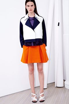 3.1 Phillip Lim Resort 2014 Collection on Style.com: Runway Review