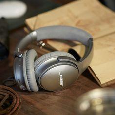 Boseのヘッドホン、QuietComfortがついにワイヤレスになった  |  TechCrunch Japan