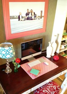 How to make a custom desk pad Just a few steps it looks so