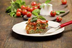 Lasaña vegetariana a la sartén para una cena saludable y deliciosa - IMujer