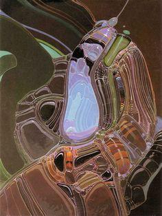 Quatre-vingt huit - Copyright Casterman, Moebius - 1990
